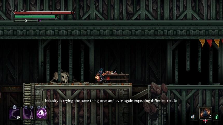 Death's Gambit Deaths