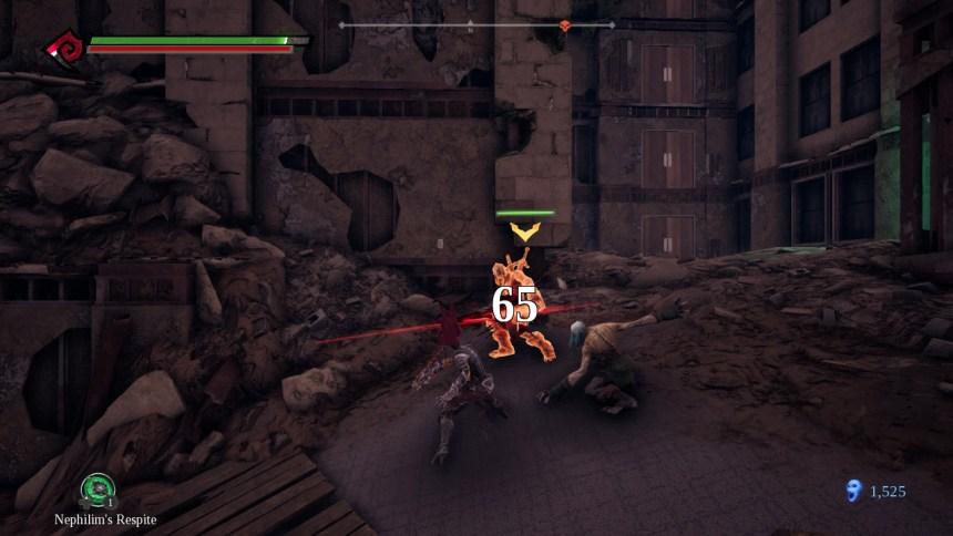 Darksiders III Combat