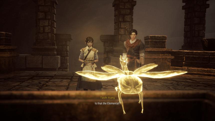 Xuan Yuan Sword 7 Elemental