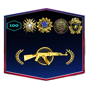 High Tier CSGO Prime Account