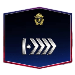 Buy Silver Elite MAster Loyalty badge