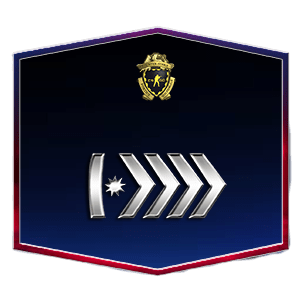 Buy Silver Elite MAster Loyalty badge
