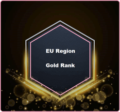 Gold Ranked EU Valorant Account | EU Region Valorant Gold Account