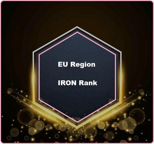 IRON Rank Valorant Account   EU Region Valorant Iron Rank Account