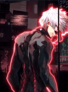 Kaneki Ken Steam Artwork