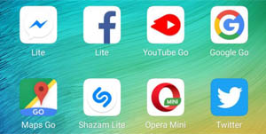 Use Lite Version Android Apps