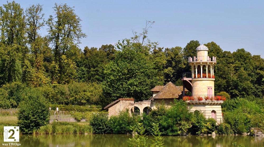 Hameau de la Reine 4 Versailles