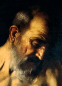 Saint JeromeHeadDeatail