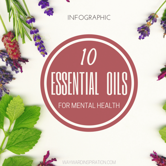10 Essential Oils for Mental Health