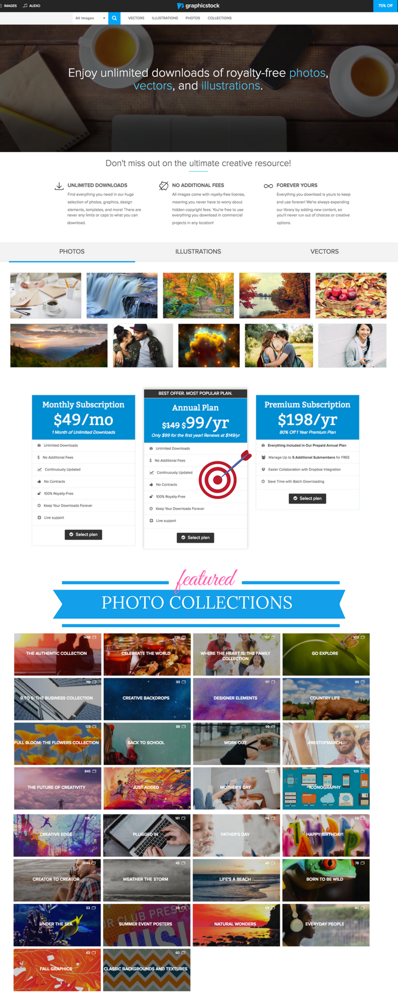 GraphicStock Affiliate FREE 7-Day Trial