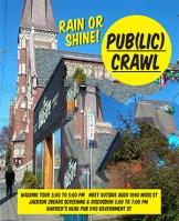 Pub(lic) Crawl (Spring 2014)