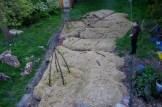 Sheet Mulching at the Wayward Learning Garden (Summer 2011)