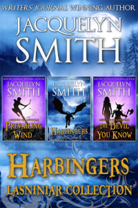 Harbingers Lasniniar Collection cover