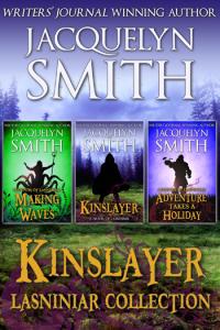 Kinslayer Lasniniar Collection cover