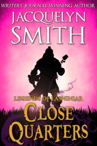 Legends of Lasniniar Close Quarters cover