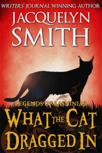 Legends of Lasniniar What the Cat Dragged In cover
