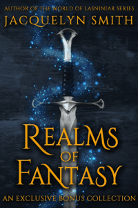 Realms of Fantasy cover