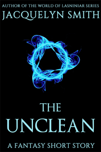 The Unclean fantasy short story cover