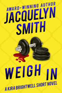 Weigh In Kira Brightwell cover
