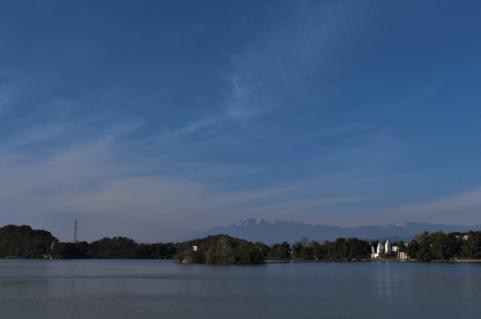 surinsar lake, jammu