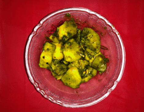 kimb fruit chaat in jammu