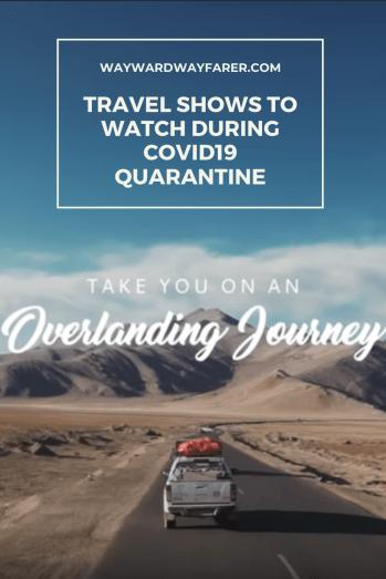 travel shows coronavirus quarantine