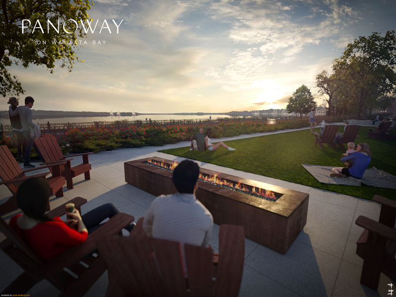 Panoway on Wayzata Bay - Wayzata Plaza
