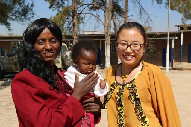 Nuoya in Kambove, D R Congo