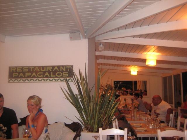 Restaurante Papagalos