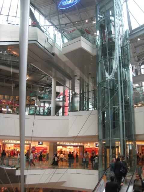 Shopping Les Quatre Temps