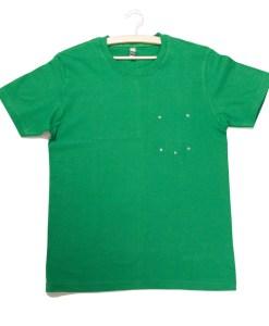 wazashirt-tshirt-green