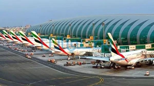 مطار دبي الدولي وظائف 2020 للوافدين