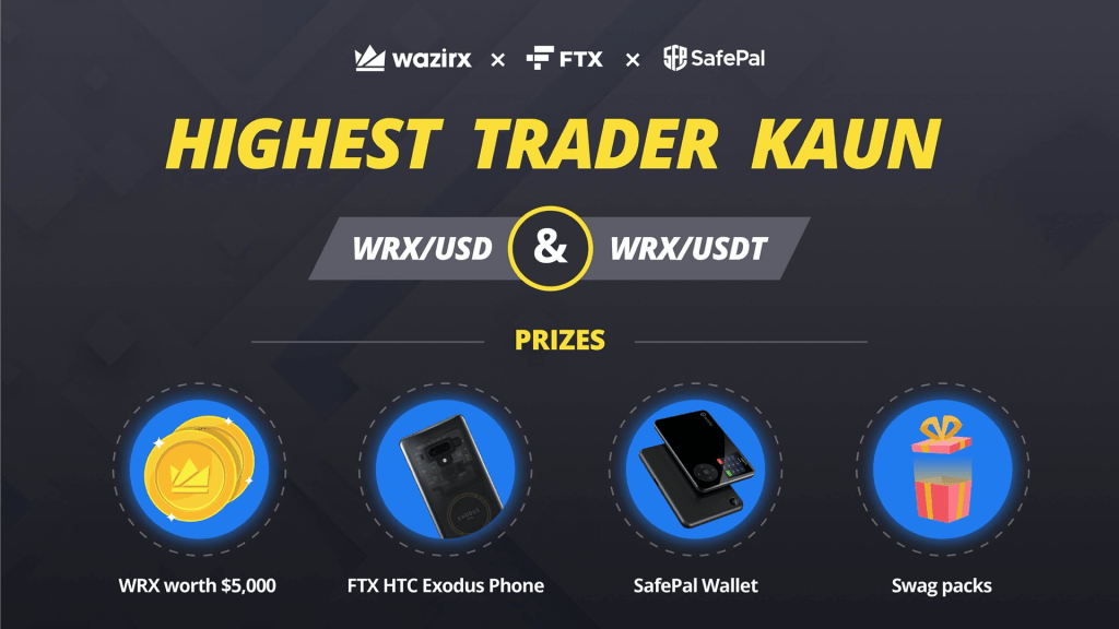 Trade WRX/USD on FTX and win!