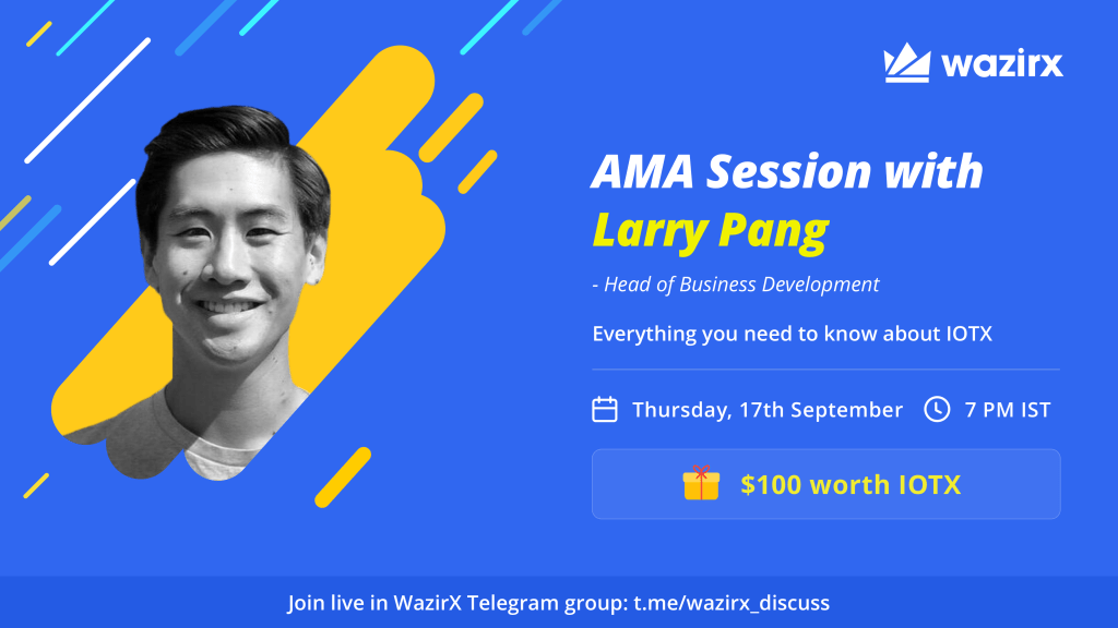 AMA with Larry Pang
