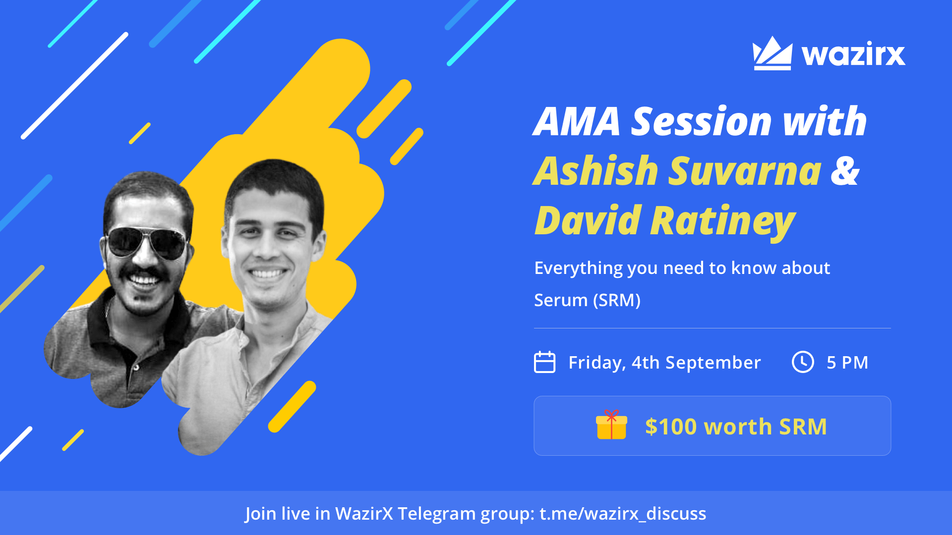 AMA Session with Project Serum Contributors