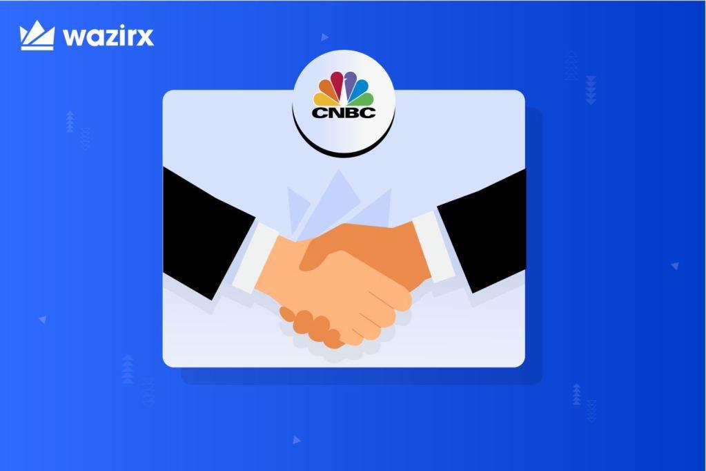 CNBC+WazirX