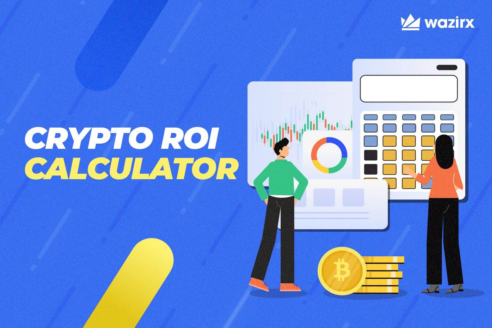 Crypto & Bitcoin ROI Calculator