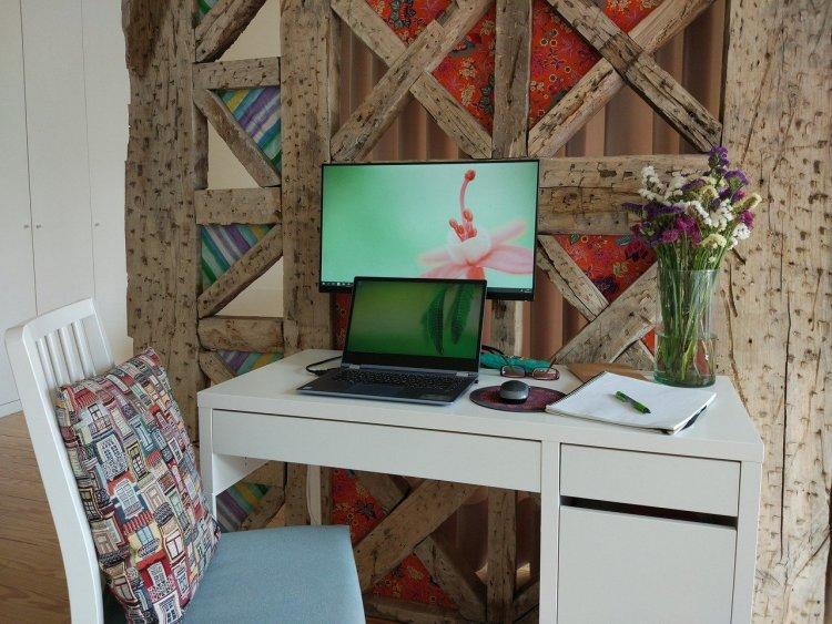 télétravail outils collaboratifs home office