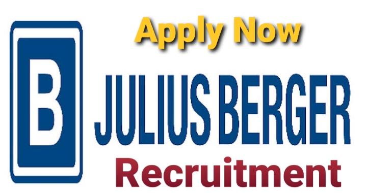 Massive Job Recruitment at Julius Berger Nigeria Plc - Apply Now - Wazobia Info