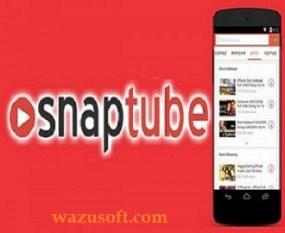 SnapTube Crack 2022 wazusoft.com