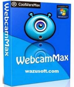 WebcamMax Crack 2022 wazusoft.com