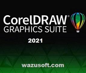 CorelDraw Graphics Suite Crack 2022 wazusoft.com