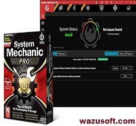 System Mechanic Pro Crack 2022 wazusoft.com