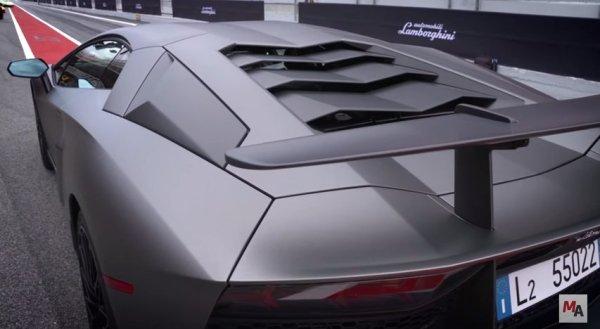 2016 Lamborghini Aventador SuperVeloce First Drive