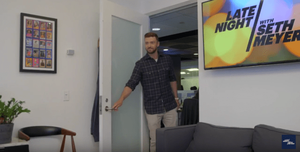 Have you heard Justin Timberlake's New Late Night Theme Songs?