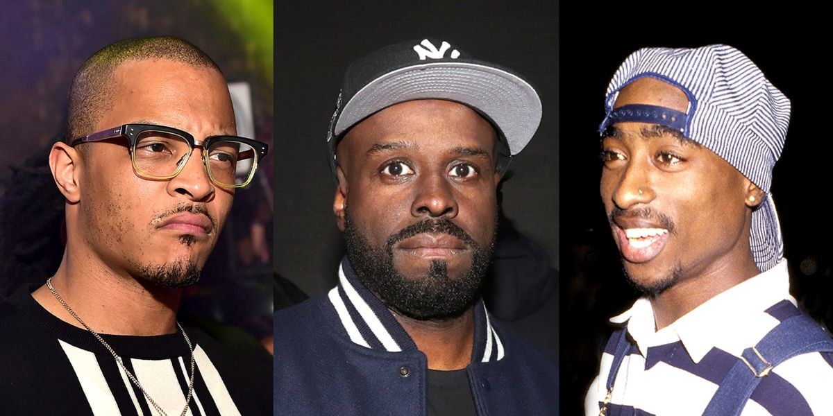 Funk Flex | Breaks Out Into Tears In Response To T.I Comments | @wazzuptonight