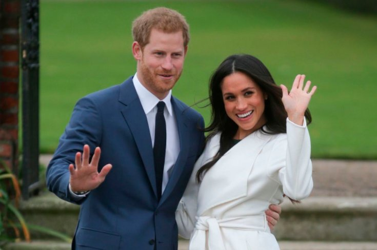 Meghan Markle & Prince Harry Wedding Date Has Been Revealed! | @wazzuptonight