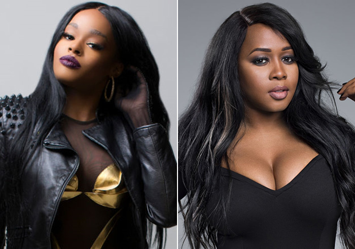 Remy Ma & Azealia Banks Have A Catfight On Instagram! | @wazzuptonight