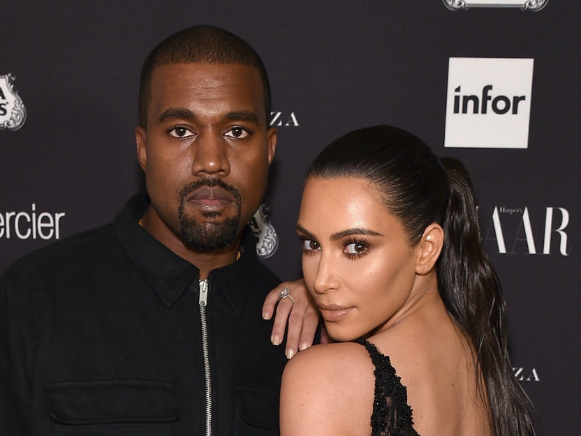 Kim K & Ye Welcome New Baby Girl Into The World! | @wazzuptonight
