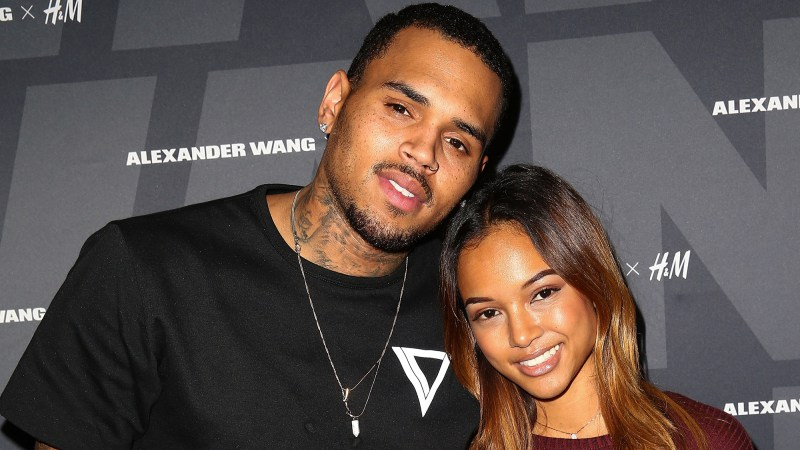 Whose chris brown dating who